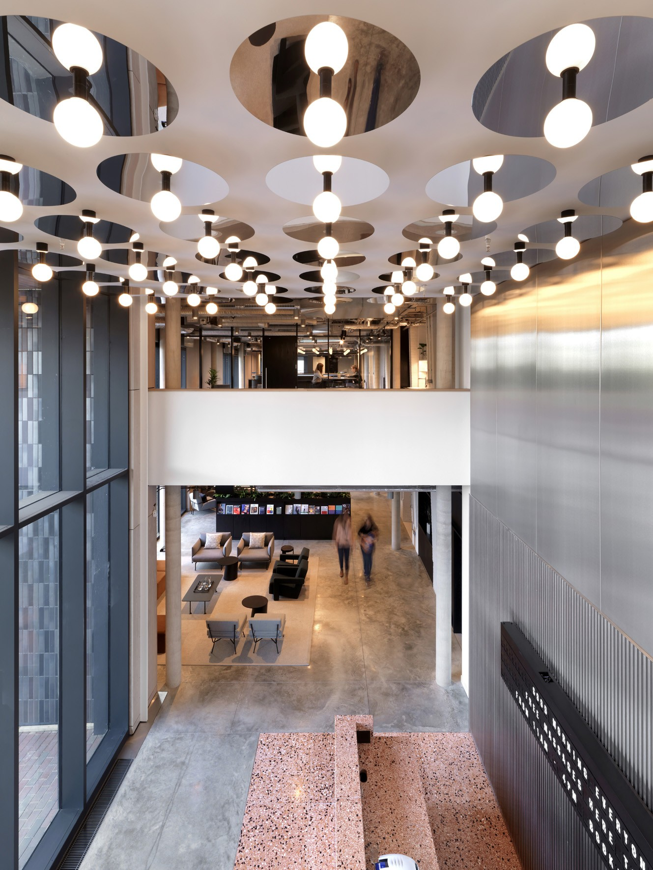 Studio Of Design: Tintagel House Co-working Space, London