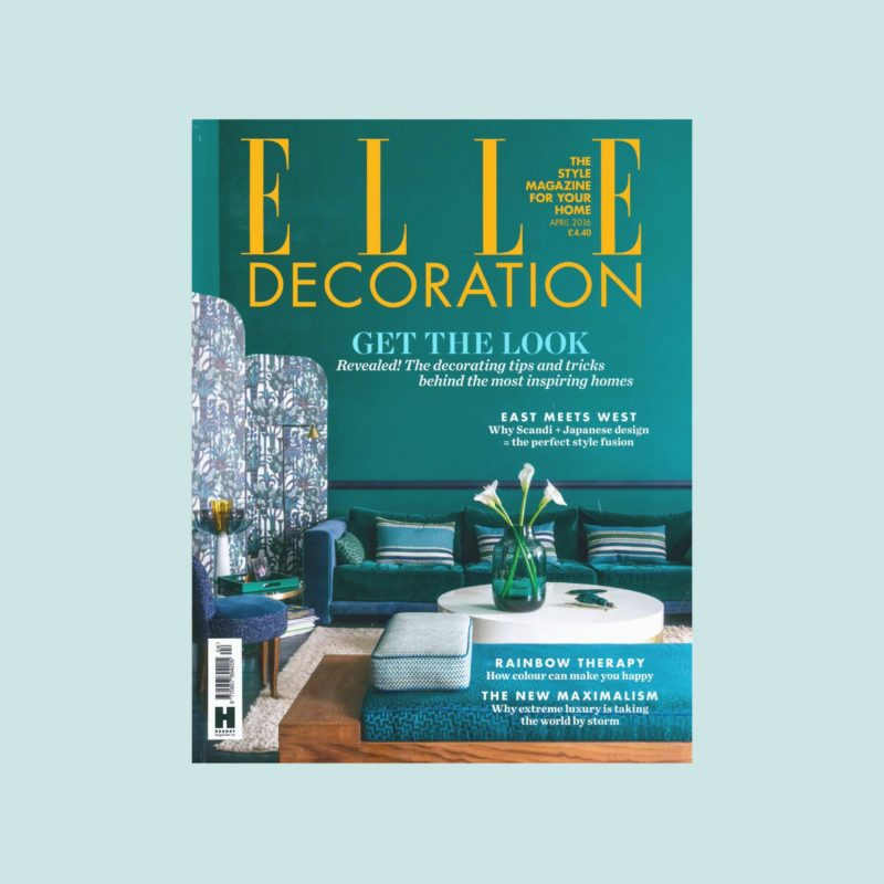 Odette, Singapore, Elle Decoration | Universal Design Studio