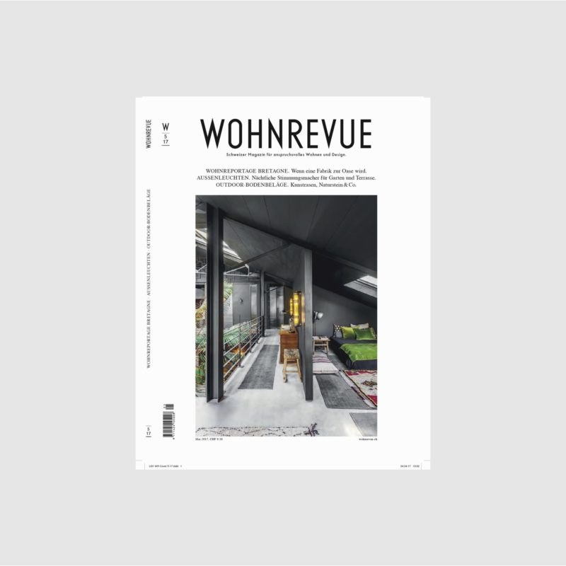 At Six Hotel, WOHNREVUE | Universal Design Studio