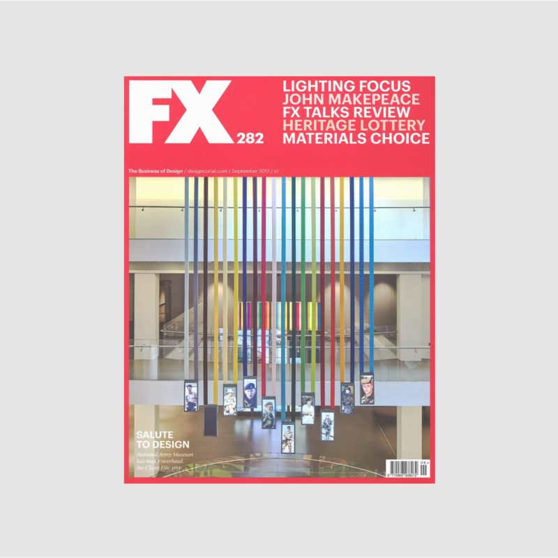 London Design Festival, 2017, FX | Universal Design Studio