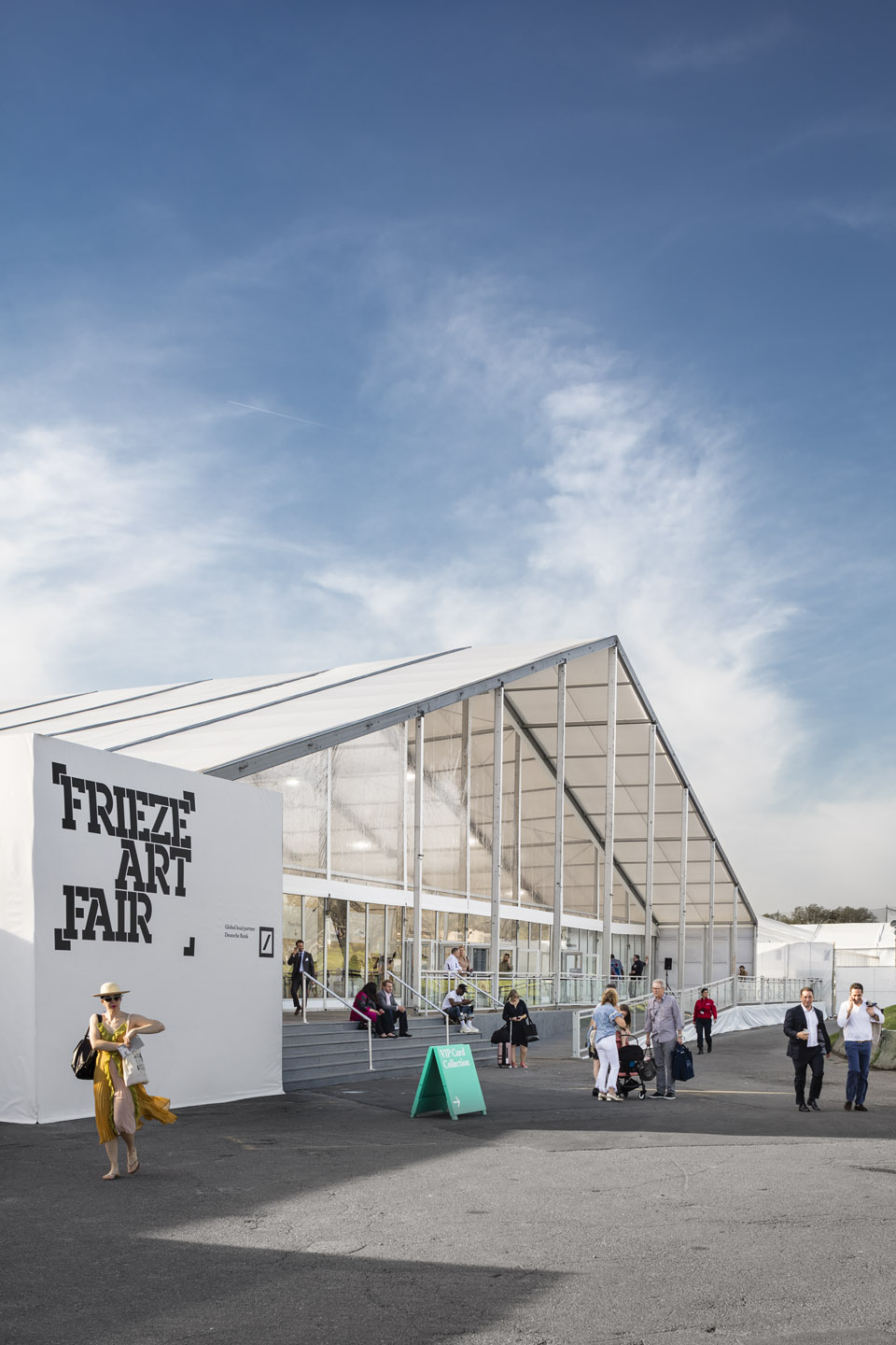 Frieze New York, 2018 | Universal Design Studio